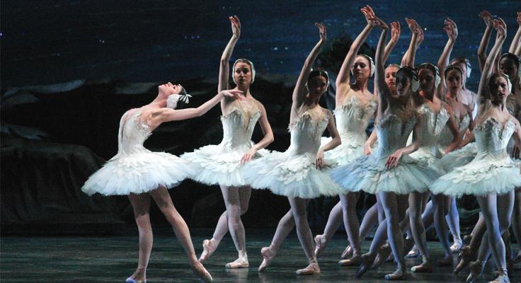Paloma Herrera. Odette/Odile. Swan Lake, American Ballet  Theatre (ABT) Australia tour review.