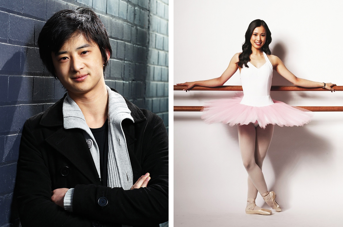 Ako Kondo Chengwu Guo Australian Ballet